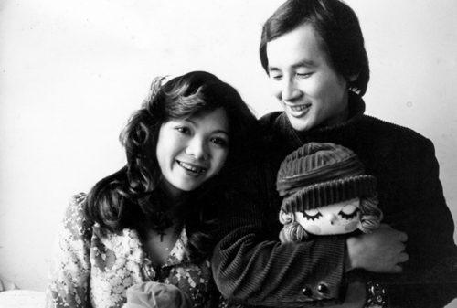 泉さんと奥さん(1975年)