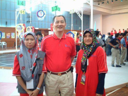 マレーシアでのプロジェクト