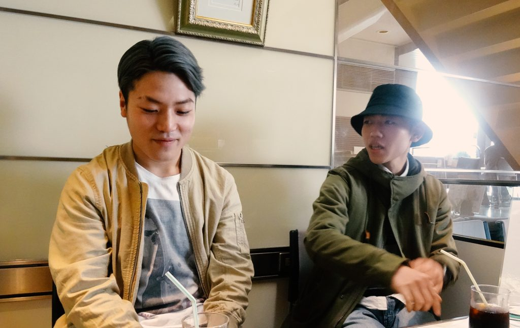 かしわ/EINSHTEIN近影①