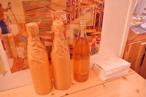 m社が手掛ける鈴木農園のりんごジャムとりんごジュースを委託販売中