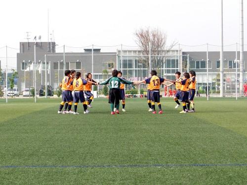 京都精華女子中学校・高等学校サッカー部